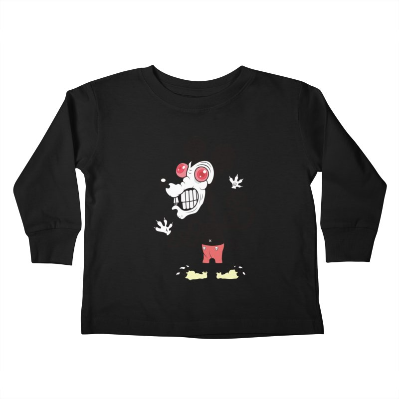 That Dirty Rat Kids Toddler Longsleeve T-Shirt by Numb Skull