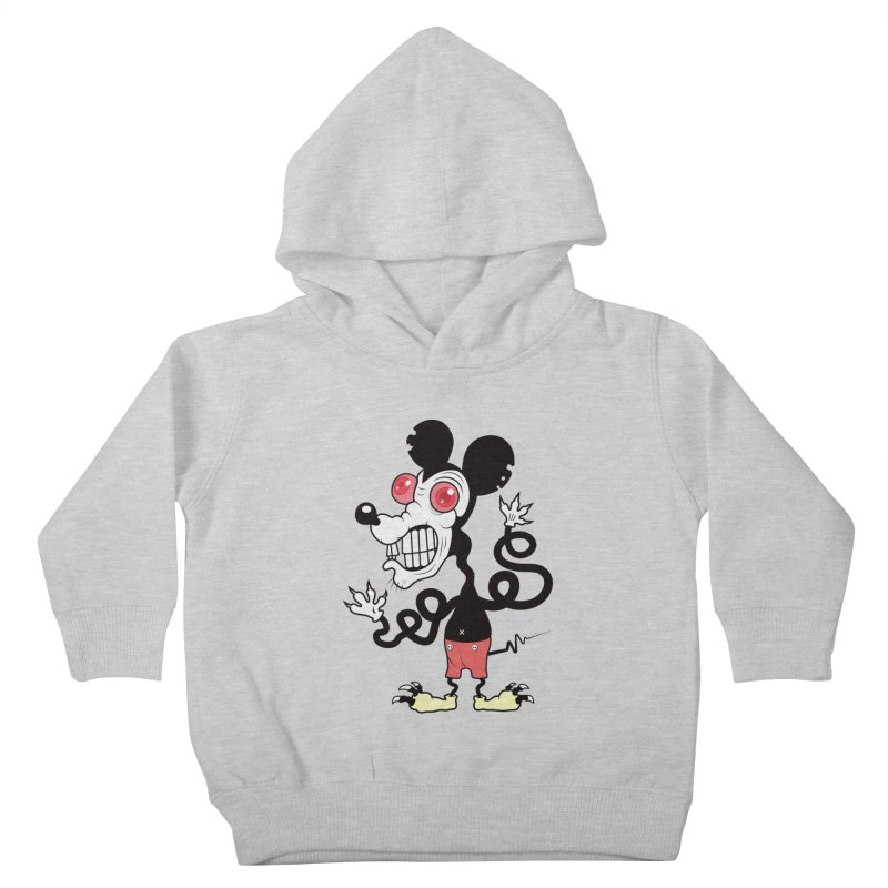 That Dirty Rat Kids Toddler Pullover Hoody by Numb Skull