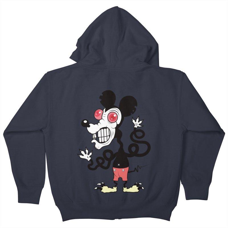 That Dirty Rat Kids Zip-Up Hoody by Numb Skull