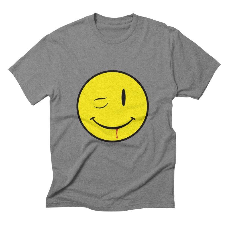 Project Mayhem Men's Triblend T-Shirt by Numb Skull