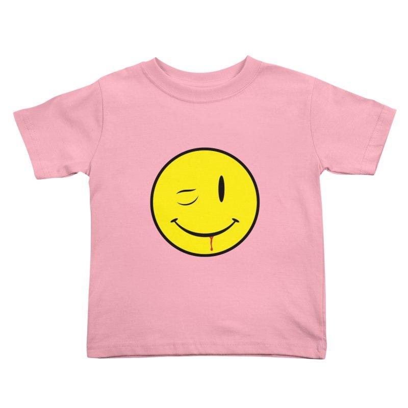 Project Mayhem Kids Toddler T-Shirt by Numb Skull