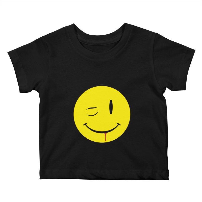 Project Mayhem Kids Baby T-Shirt by Numb Skull