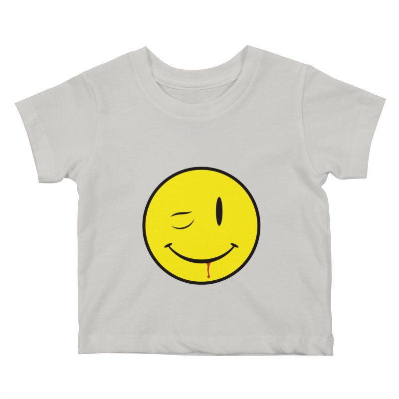 Project Mayhem Kids Baby T-Shirt by Numb Skull