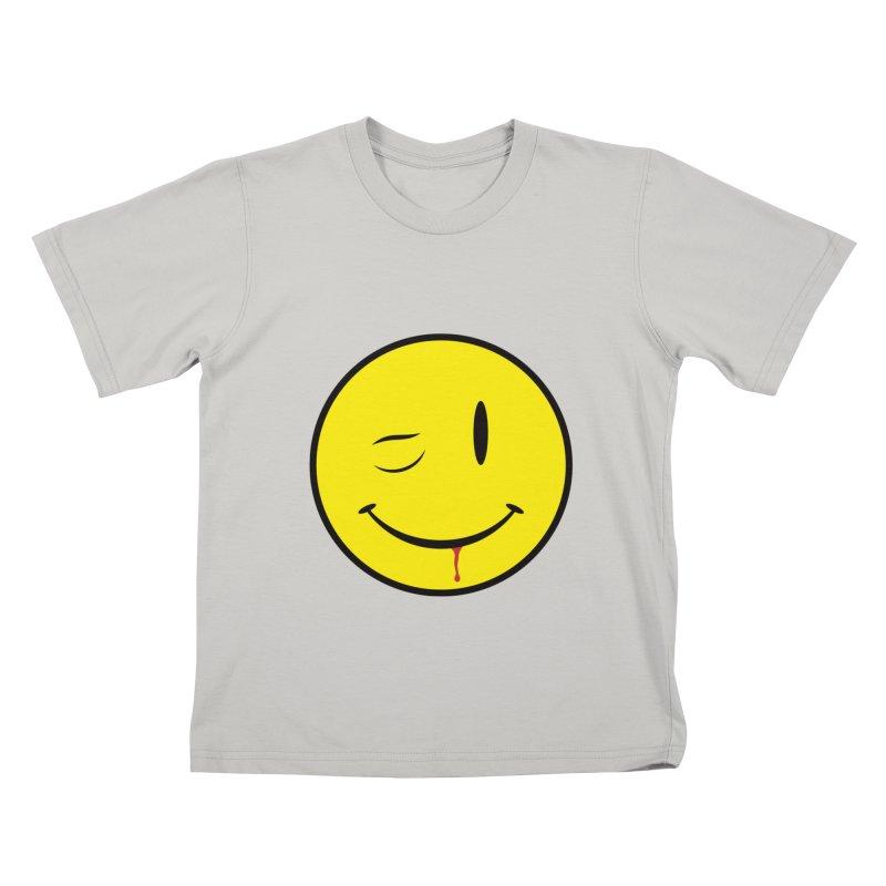 Project Mayhem Kids T-shirt by Numb Skull