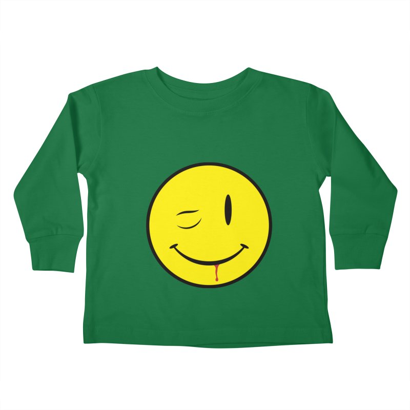 Project Mayhem Kids Toddler Longsleeve T-Shirt by Numb Skull
