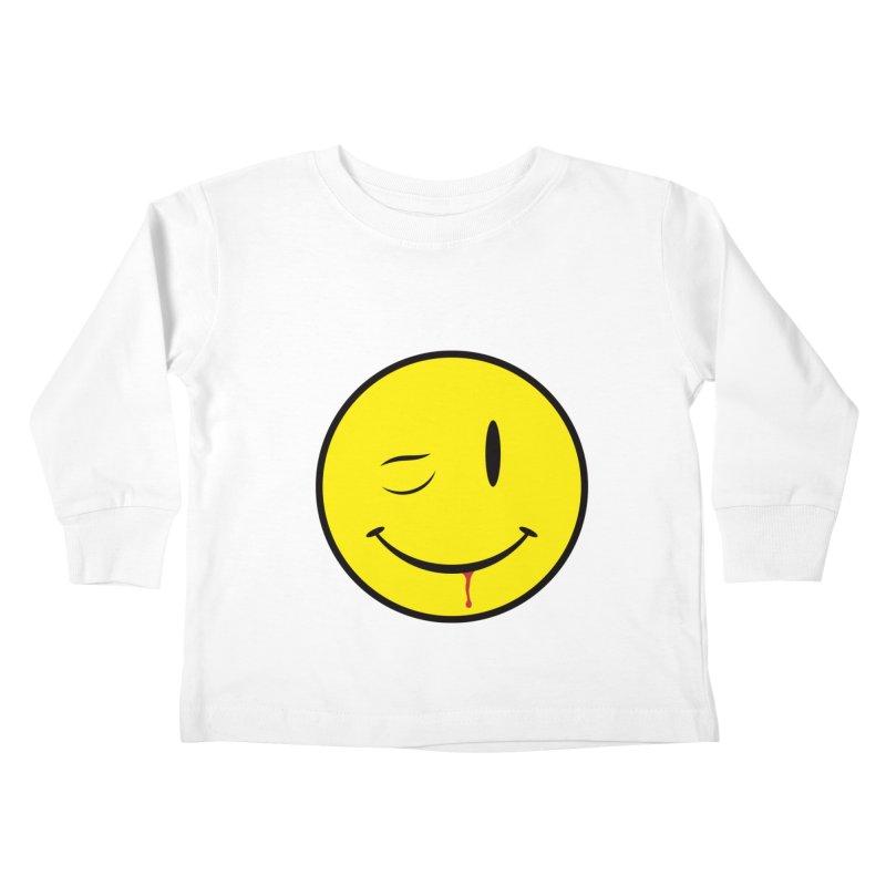 Project Mayhem Kids Toddler Longsleeve T-Shirt by Numb Skull