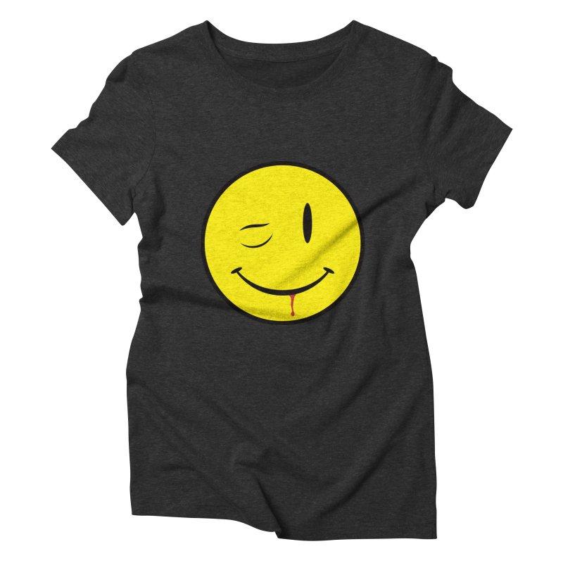 Project Mayhem Women's Triblend T-Shirt by Numb Skull