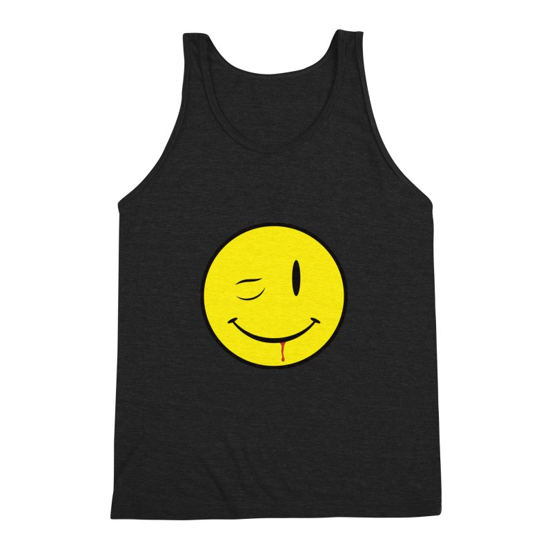 Project Mayhem Men's Triblend Tank by Numb Skull