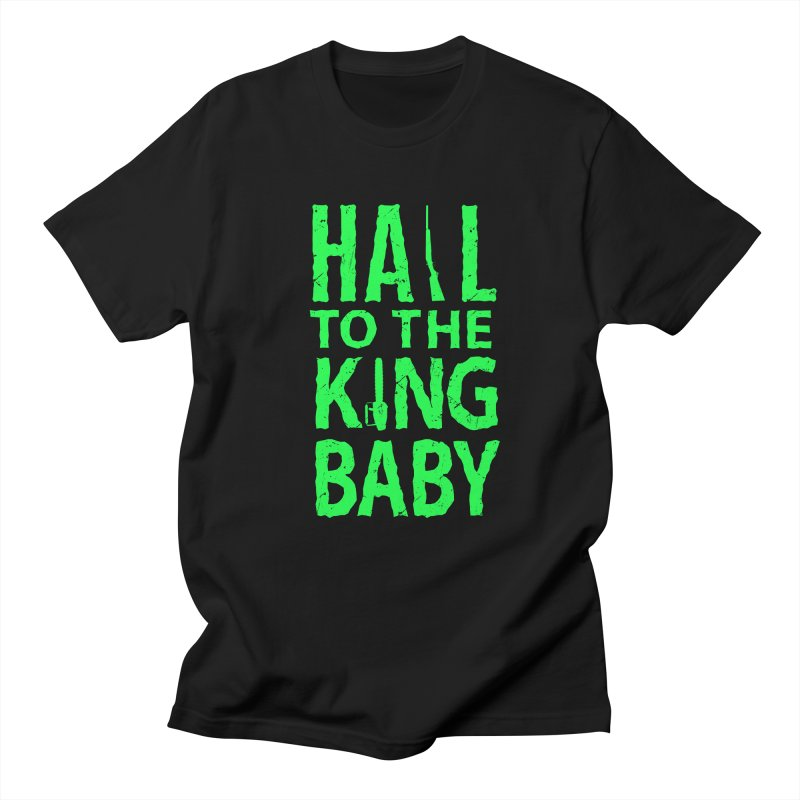 Hail To The King Men's T-shirt by Numb Skull