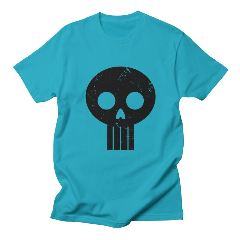 Numbskull (BLK) Men's T-shirt by Numb Skull