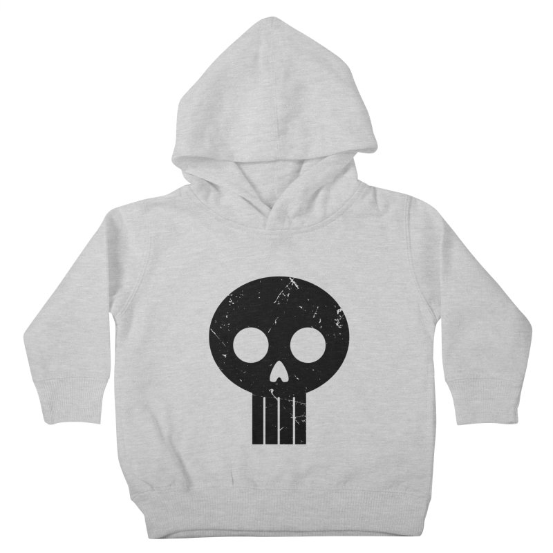 Numbskull (BLK) Kids Toddler Pullover Hoody by Numb Skull