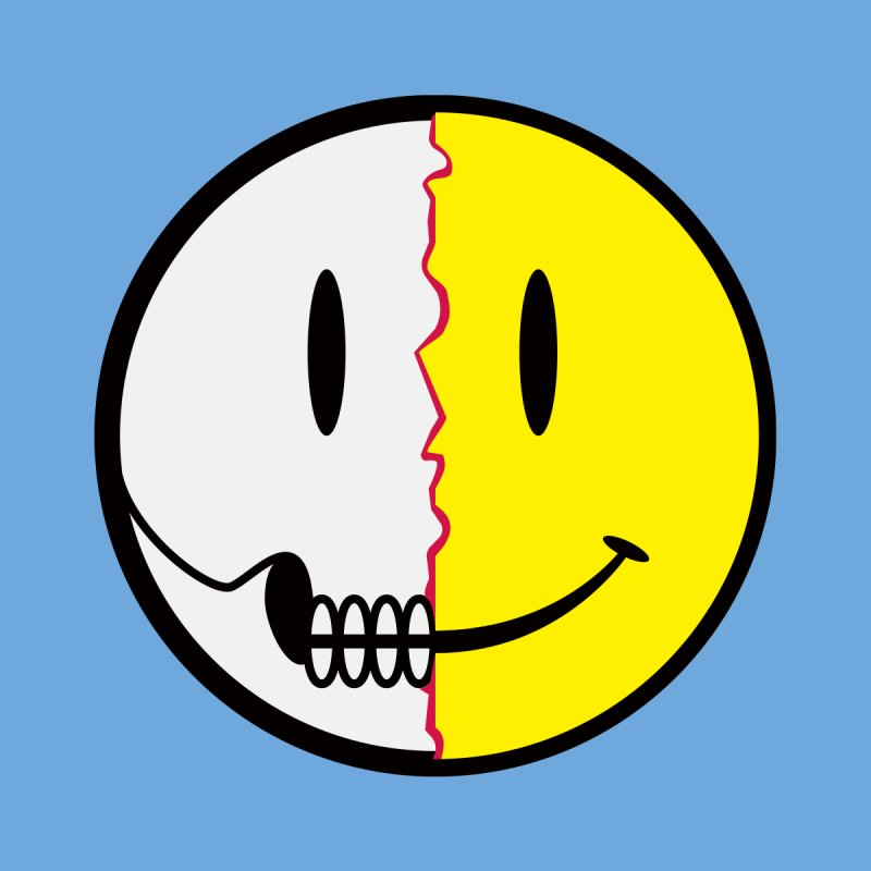 Smiley Dissection  by Numb Skull