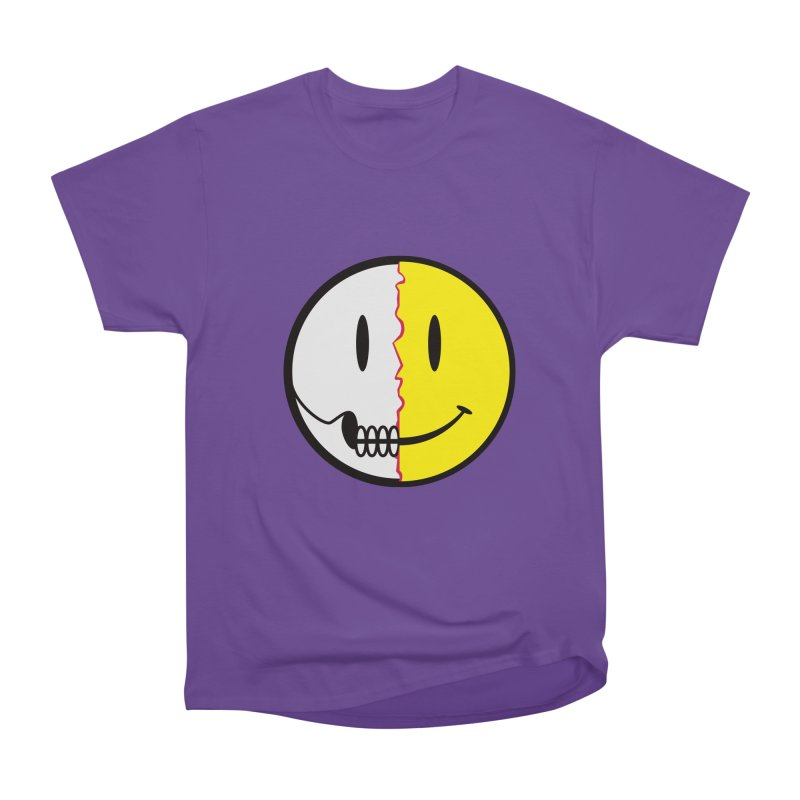Smiley Dissection  Men's Classic T-Shirt by Numb Skull