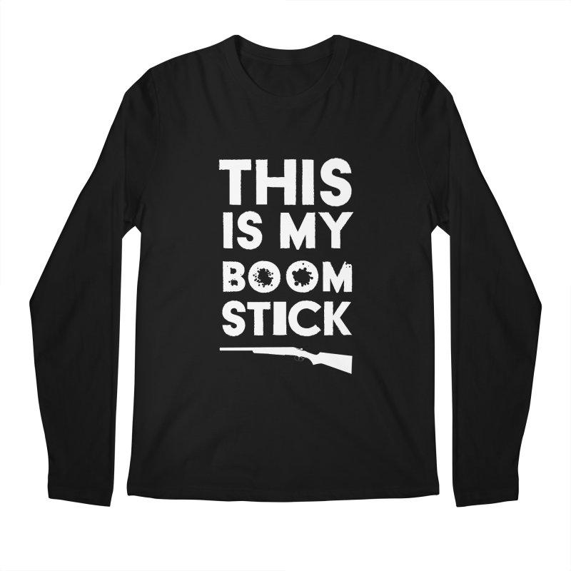 Boom Stick Men's Longsleeve T-Shirt by Numb Skull