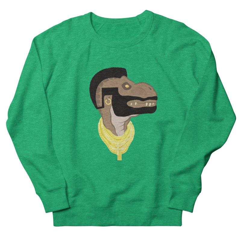 MR T REX Men's Sweatshirt by Numb Skull
