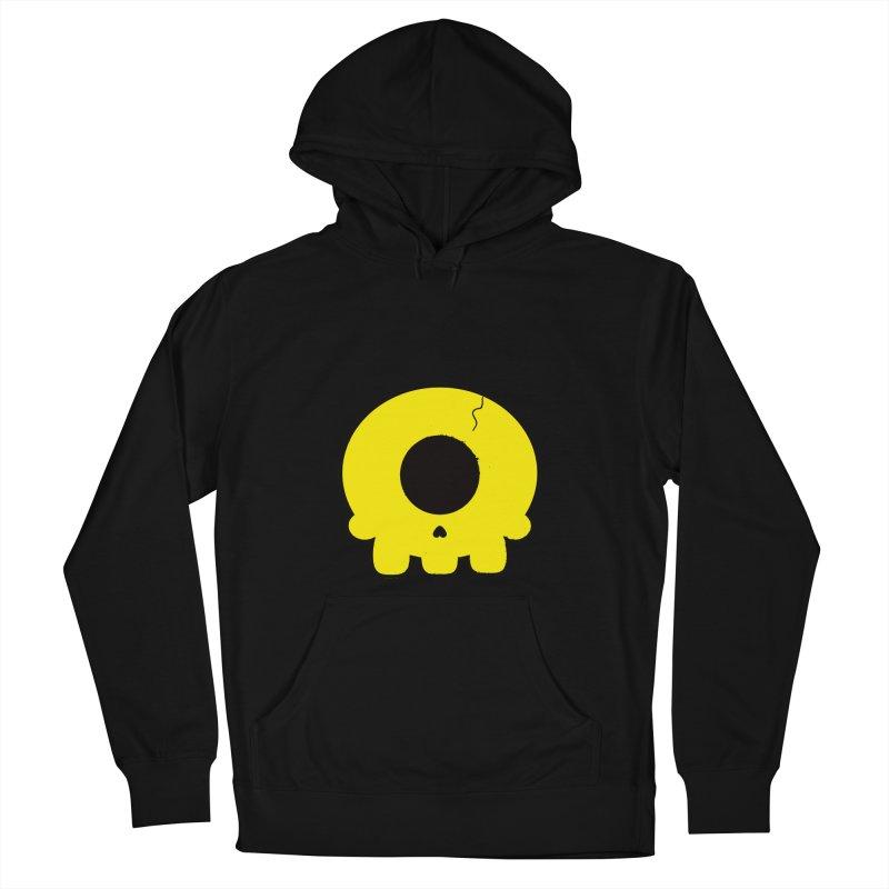 Cyclops Skull Men's Pullover Hoody by Numb Skull