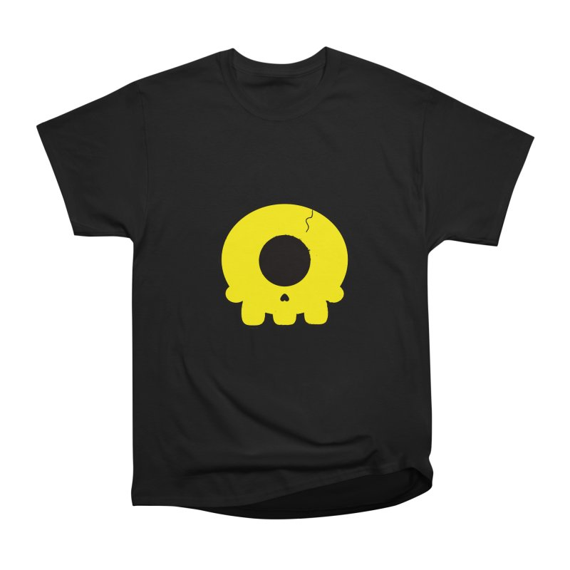 Cyclops Skull Women's Classic Unisex T-Shirt by Numb Skull