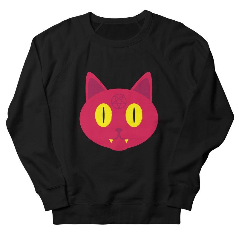 Devil Kat Men's Sweatshirt by Numb Skull