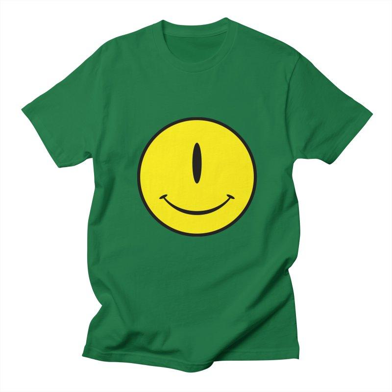 Happy Cyclops Women's Unisex T-Shirt by Numb Skull