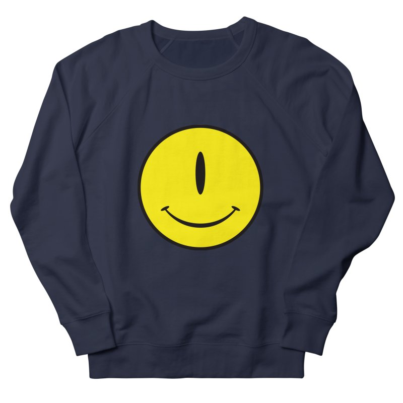 Happy Cyclops Men's Sweatshirt by Numb Skull