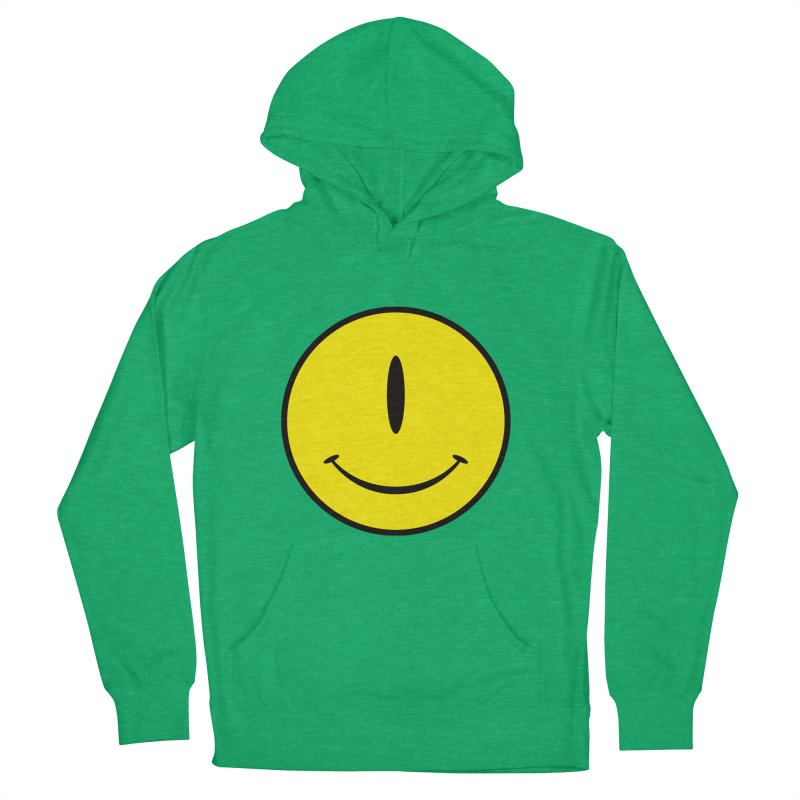 Happy Cyclops Women's Pullover Hoody by Numb Skull