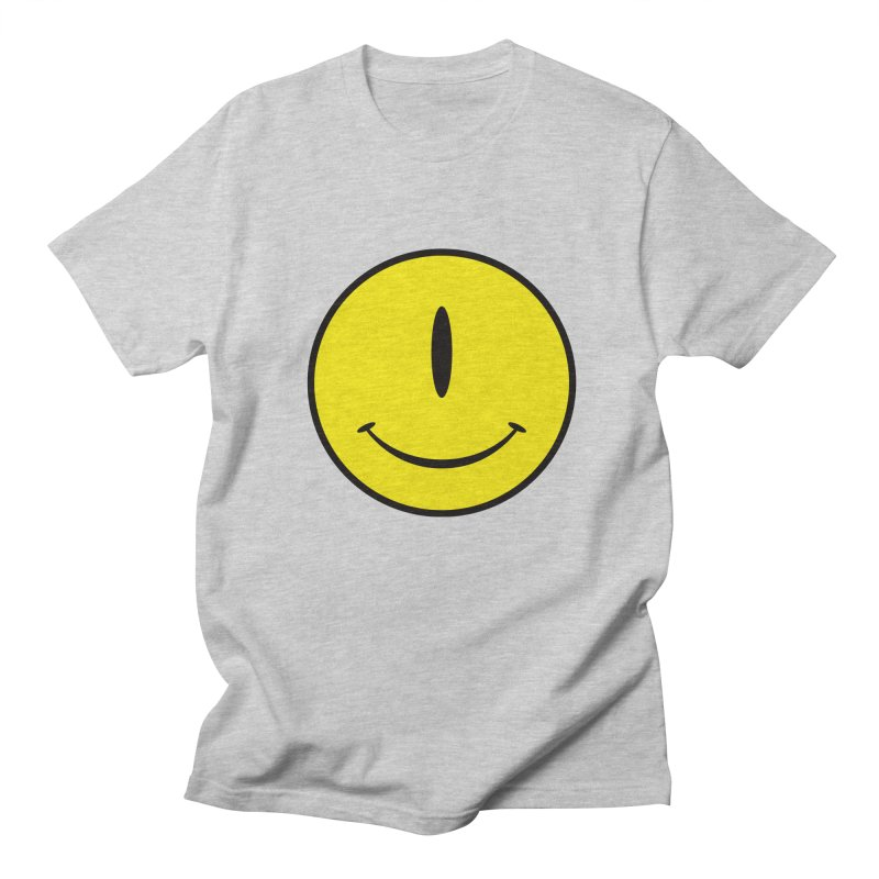 Happy Cyclops Men's T-shirt by Numb Skull