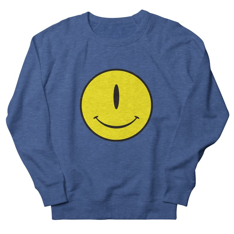 Happy Cyclops Women's Sweatshirt by Numb Skull