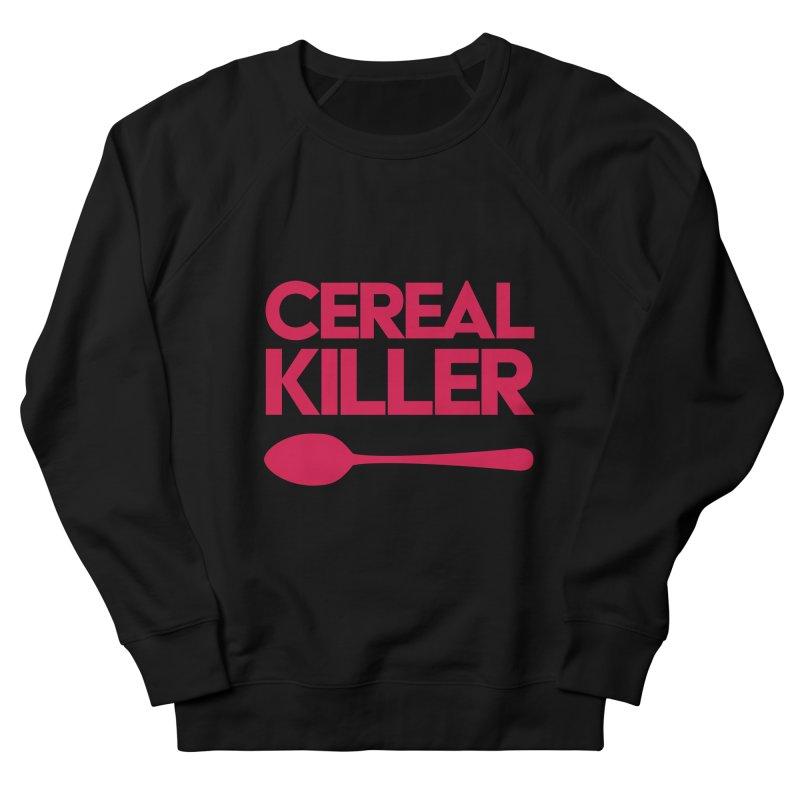 Cereal Killer Men's Sweatshirt by Numb Skull