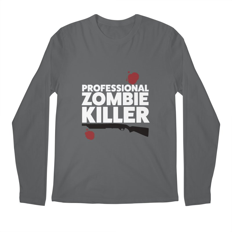 PRO Men's Longsleeve T-Shirt by Numb Skull