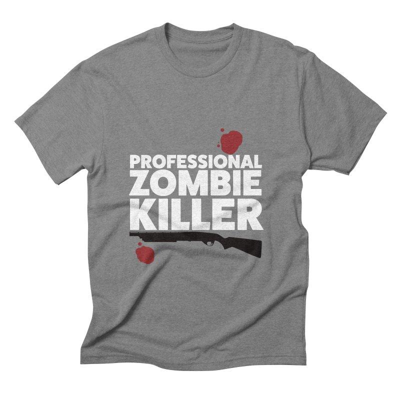 PRO Men's Triblend T-shirt by Numb Skull