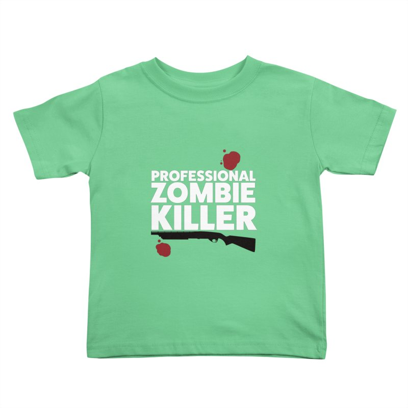 PRO Kids Toddler T-Shirt by Numb Skull