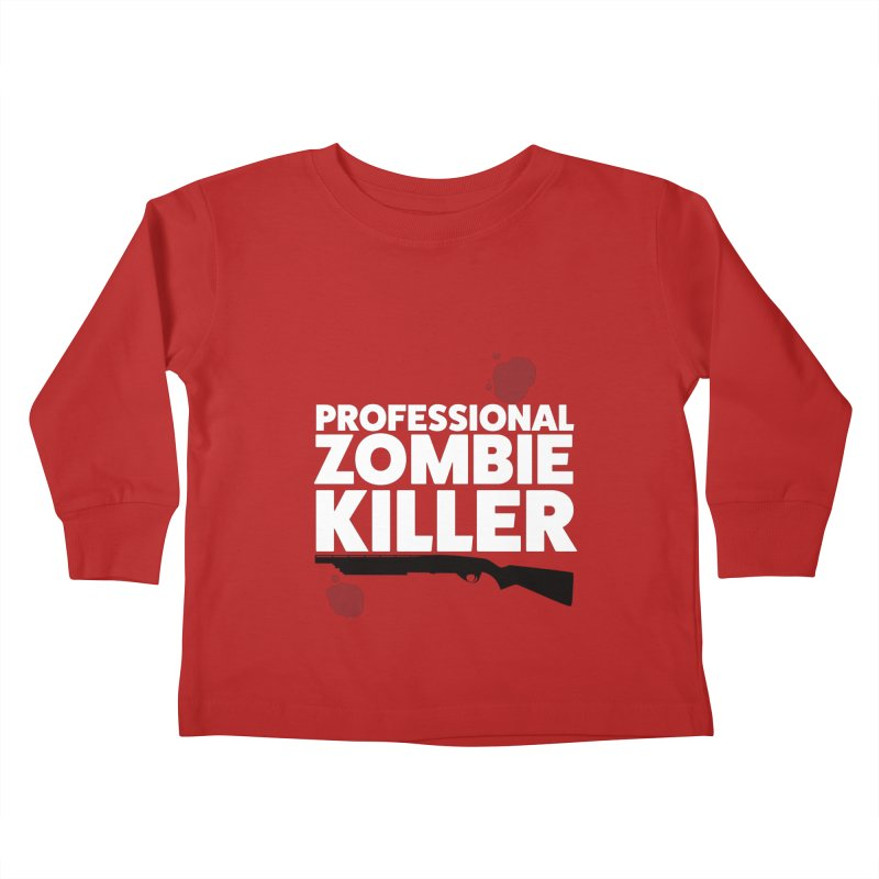 PRO Kids Toddler Longsleeve T-Shirt by Numb Skull