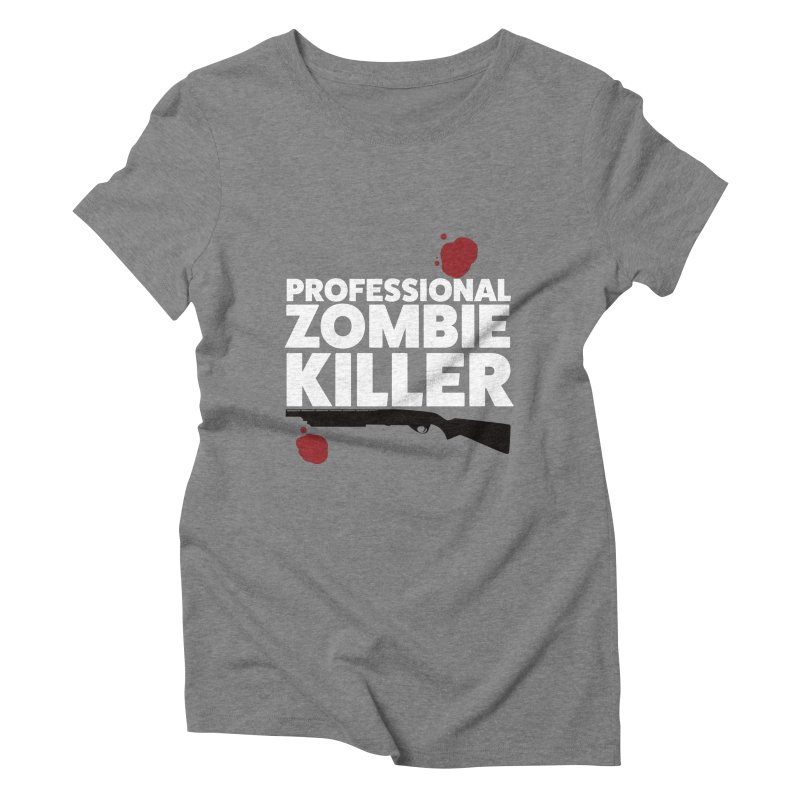 PRO Women's Triblend T-shirt by Numb Skull
