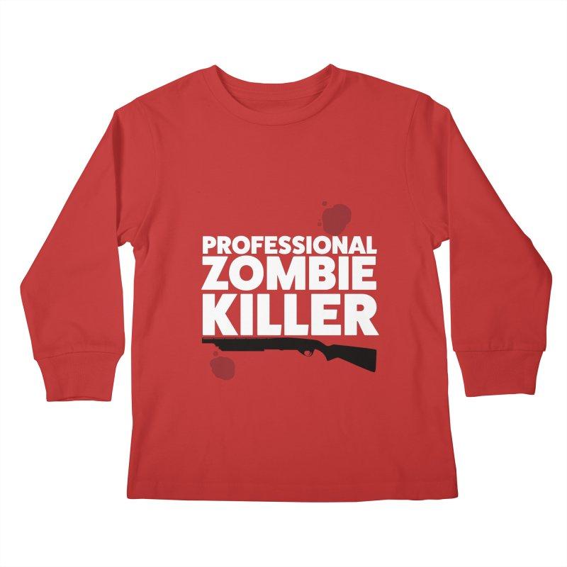 PRO Kids Longsleeve T-Shirt by Numb Skull