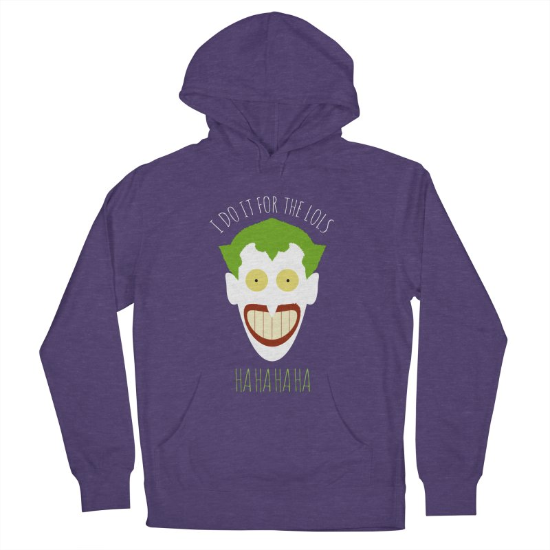 LOLS Women's Pullover Hoody by Numb Skull