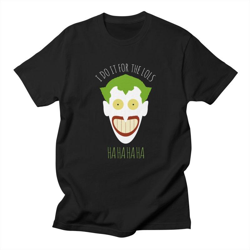 LOLS Men's T-shirt by Numb Skull