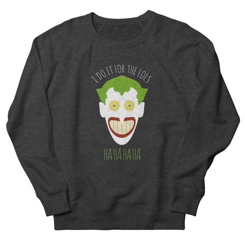 LOLS Women's Sweatshirt by Numb Skull