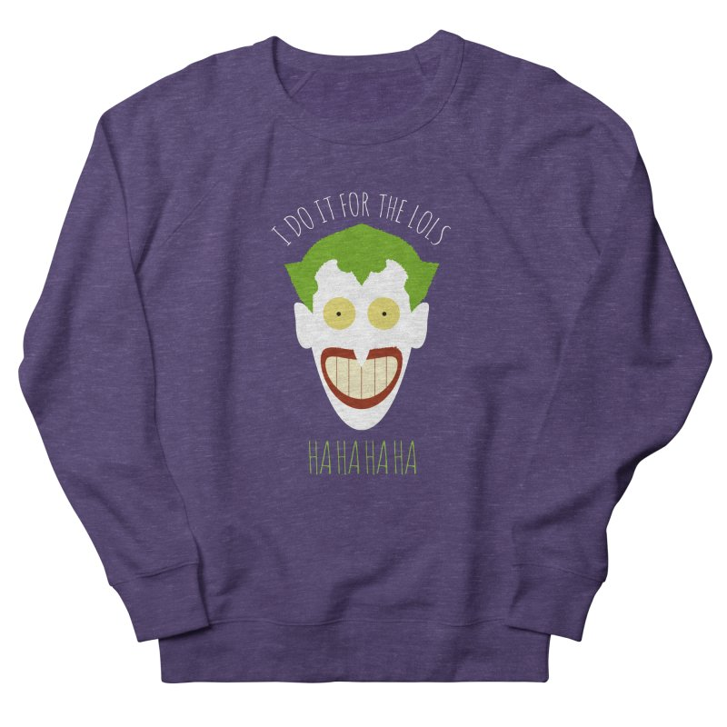 LOLS Men's Sweatshirt by Numb Skull