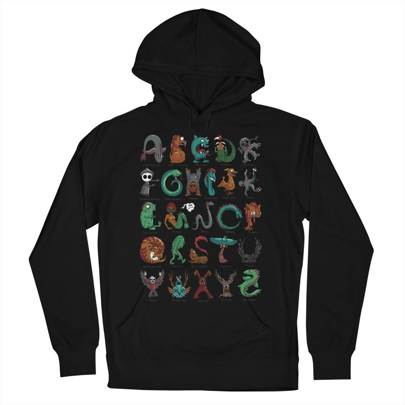 Cryptids Men's Pullover Hoody by nutz's Artist Shop