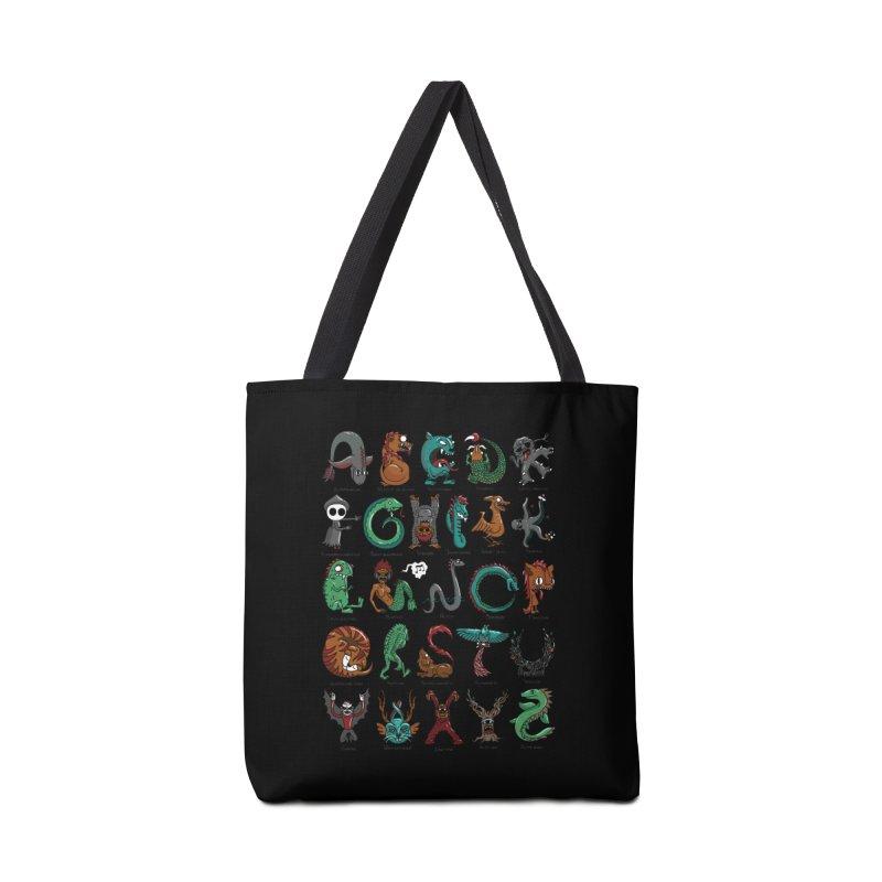 Cryptids Accessories Bag by nutz's Artist Shop