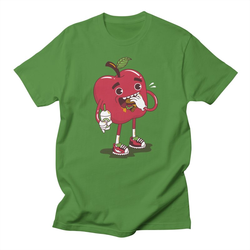 Junkapple Men's T-shirt by nutz's Artist Shop