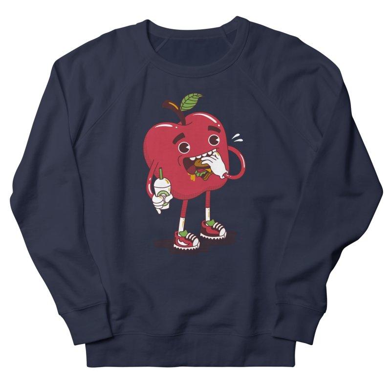 Junkapple Women's Sweatshirt by nutz's Artist Shop