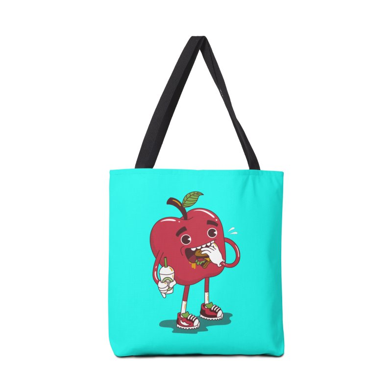 Junkapple Accessories Bag by nutz's Artist Shop