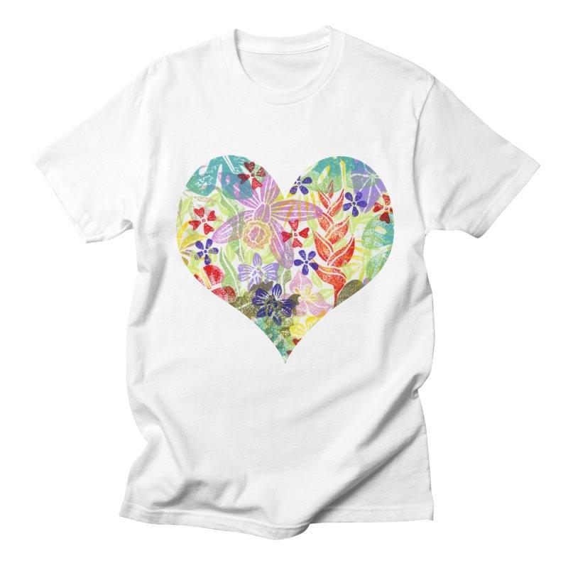 Jungle Love Men's T-Shirt by Nuviart's Artist Shop