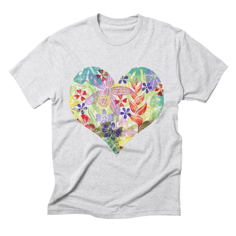 Jungle Love Men's T-Shirt by Nuviart's Artist Shop