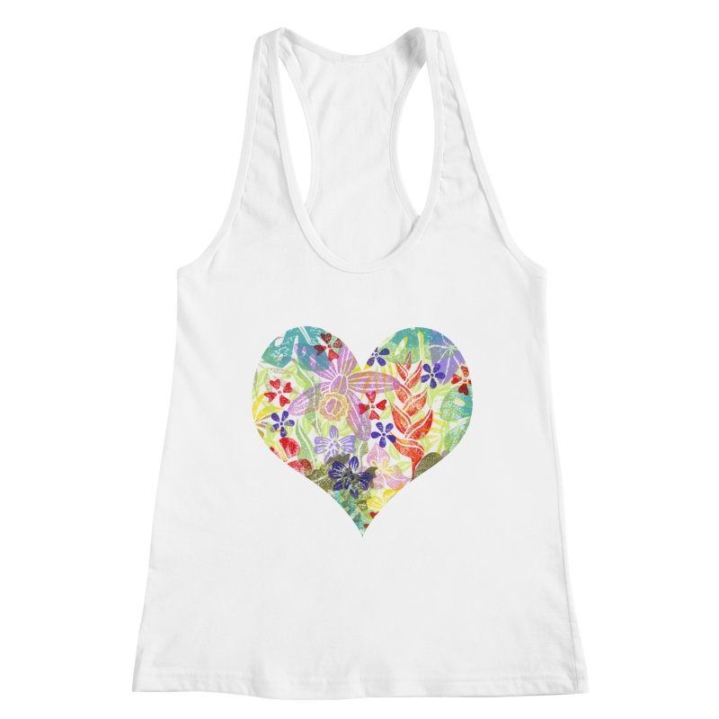 Jungle Love Women's Tank by Nuviart's Artist Shop