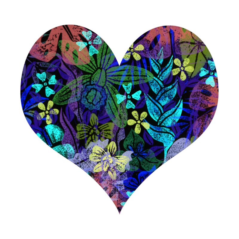 Night Jungle Love by Nuviart's Artist Shop