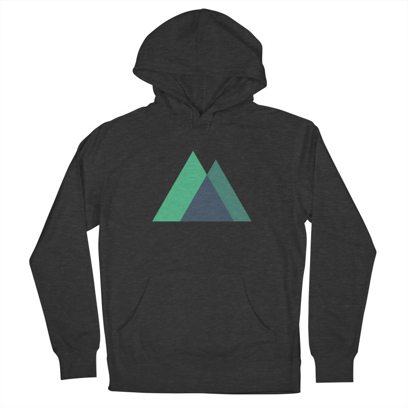 Nuxt Logo Women's French Terry Pullover Hoody by The Nuxt Shop