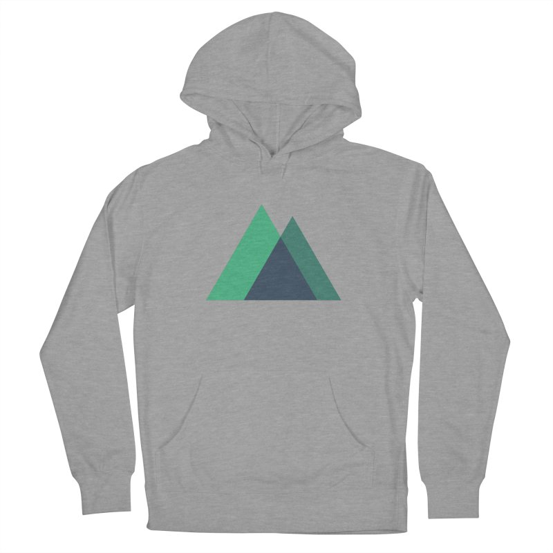 Nuxt Logo Men's French Terry Pullover Hoody by The Nuxt Shop