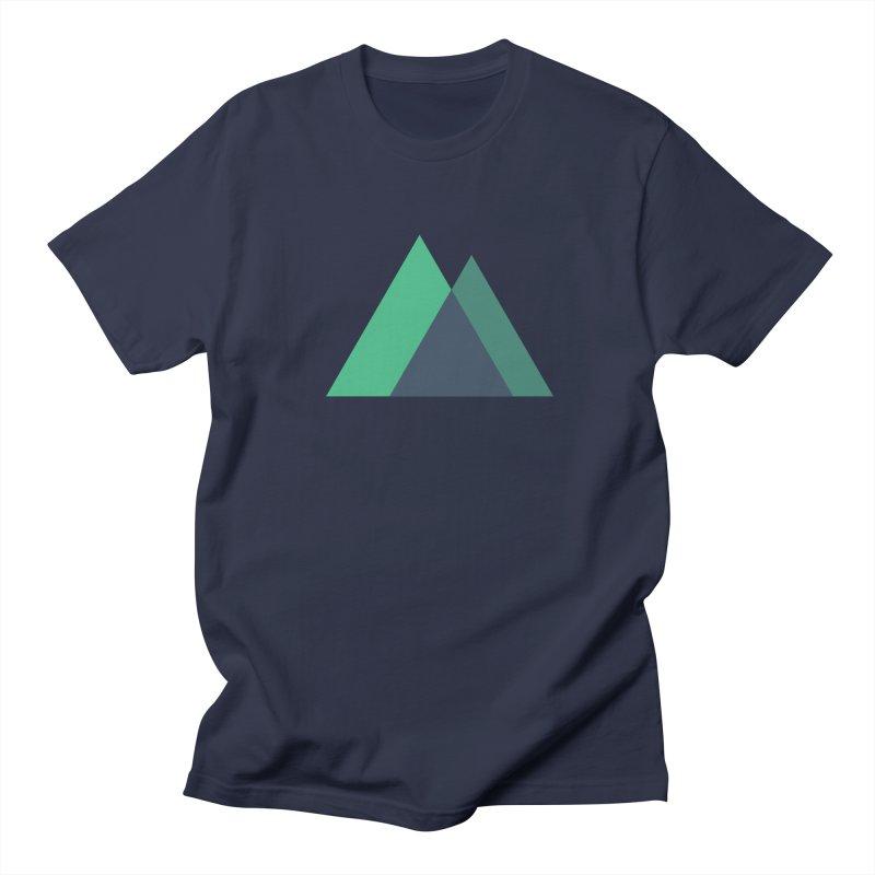 Nuxt Logo Men's Regular T-Shirt by The Nuxt Shop